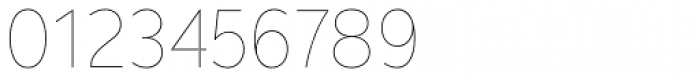 Nolan Next Thin Font OTHER CHARS