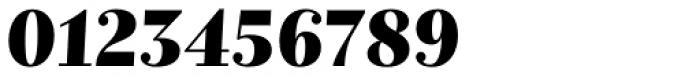 Nomada Didone Black Italic Font OTHER CHARS