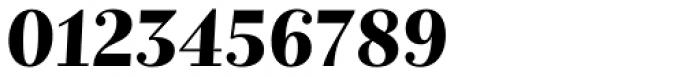 Nomada Didone Bold Italic Font OTHER CHARS