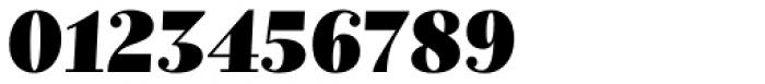 Nomada Didone Extrablack Italic Font OTHER CHARS