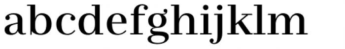 Nomada Didone Medium Font LOWERCASE