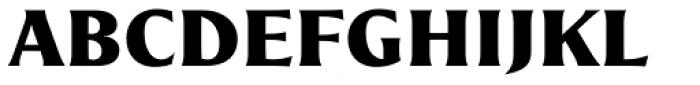 Nomada Incise Black Font UPPERCASE