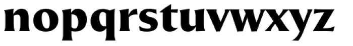 Nomada Incise Black Font LOWERCASE