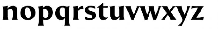 Nomada Incise Bold Font LOWERCASE