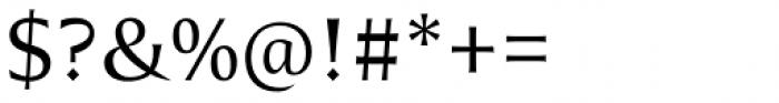 Nomada Incise Light Font OTHER CHARS