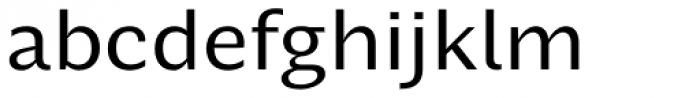 Nomada Regular Font LOWERCASE