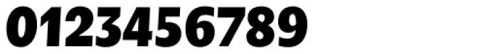 Nomada Sans Black Italic Font OTHER CHARS