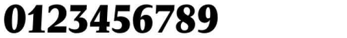 Nomada Serif Black Italic Font OTHER CHARS