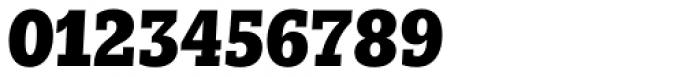 Nomada Slab Black Italic Font OTHER CHARS