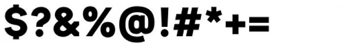 Nomenclatur Black Font OTHER CHARS