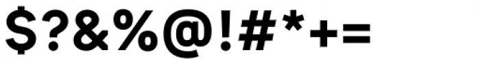 Nomenclatur Bold Font OTHER CHARS