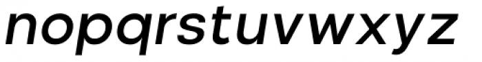 Nominee Medium Italic Font LOWERCASE