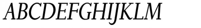 Non Solus Italic Font UPPERCASE