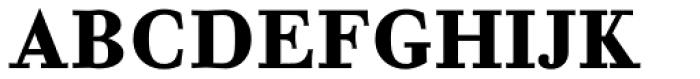 NoraPen Bold Condensed Font UPPERCASE