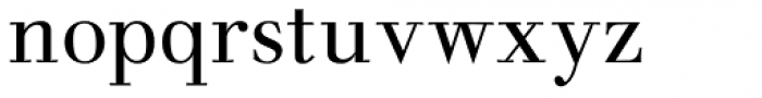 NoraPen Light Font LOWERCASE