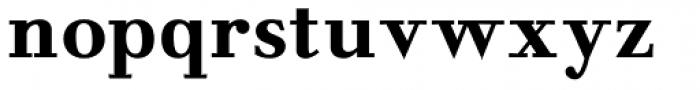 NoraPen Medium Font LOWERCASE