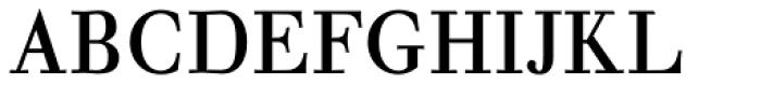 NoraPen Roman Condensed Font UPPERCASE