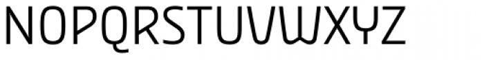 Nordic Narrow Pro Light Font UPPERCASE