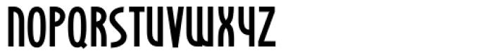 Nordika Font UPPERCASE