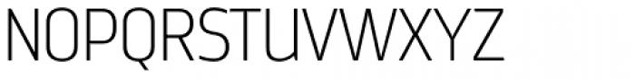 Nordikka Extra Light Font UPPERCASE