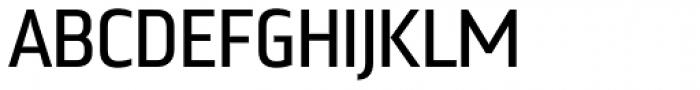 Nordikka Font UPPERCASE