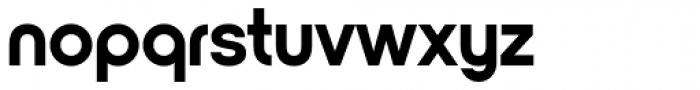 Nordique Pro Bold Font LOWERCASE