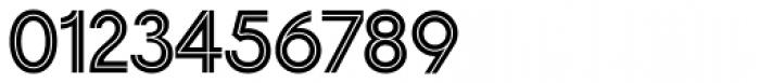Nordique Pro Inline Font OTHER CHARS