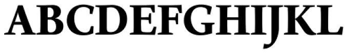 Nordling BQ Bold Font UPPERCASE