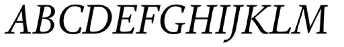 Nordling BQ Italic Font UPPERCASE