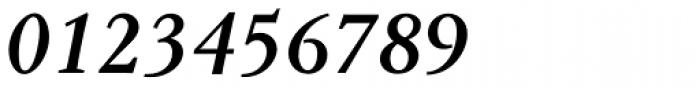 Nordling BQ Medium Italic Font OTHER CHARS