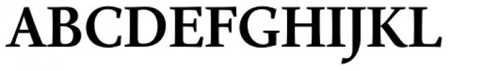 Nordling BQ Medium Font UPPERCASE