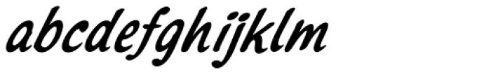 Northport Medium Italic Font LOWERCASE