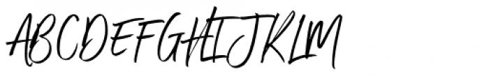 Northwell Clean Alt Font UPPERCASE