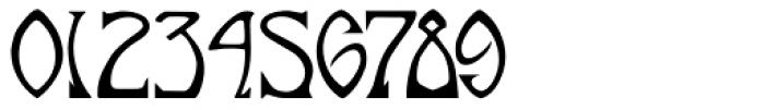 Norumbega Font OTHER CHARS
