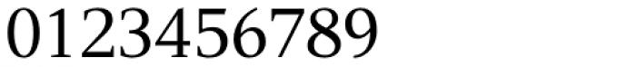Nosta Regular Font OTHER CHARS