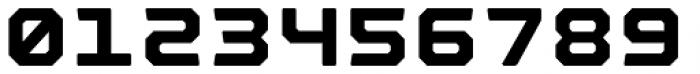 Nostromo Black Font OTHER CHARS