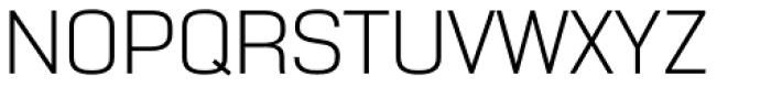 NotaBene Light Font UPPERCASE