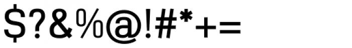 NotaBene Medium Font OTHER CHARS