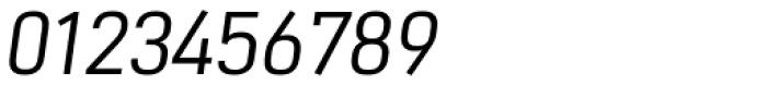 NotaBene Normal Oblique Font OTHER CHARS