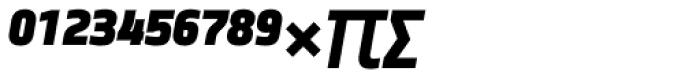 Notes Bold Italic Expert Font UPPERCASE