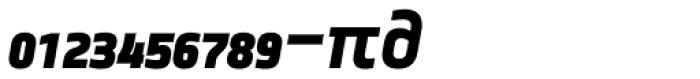 Notes Bold Italic Expert Font LOWERCASE