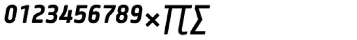 Notes Soft Italic Caps Expert Font UPPERCASE