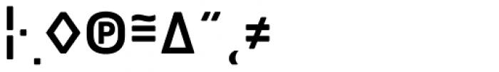 Notes Soft Medium Expert Font OTHER CHARS
