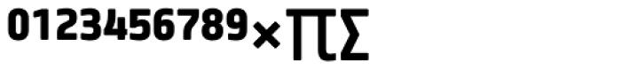 Notes Soft Medium Expert Font UPPERCASE