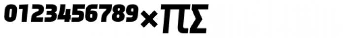 Notes Style Bold Italic Expert Font UPPERCASE
