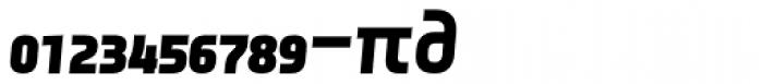 Notes Style Bold Italic Expert Font LOWERCASE