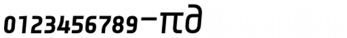 Notes Style Italic Caps Expert Font LOWERCASE