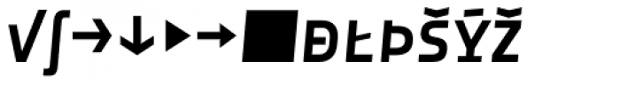 Notes Style Medium Italic Caps Expert Font LOWERCASE