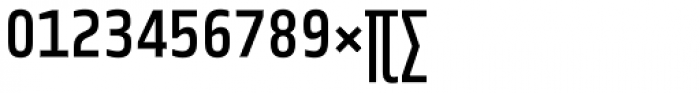 Notes Tec Mono Expert Font UPPERCASE