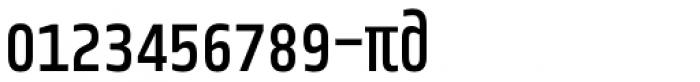 Notes Tec Mono Expert Font LOWERCASE